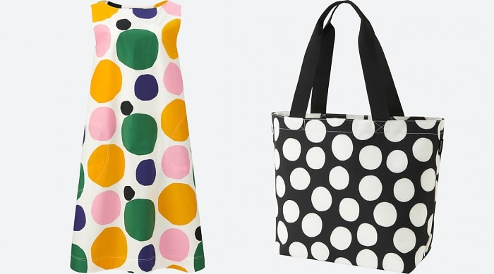 Uniqlo x Marimekko Collection 2018