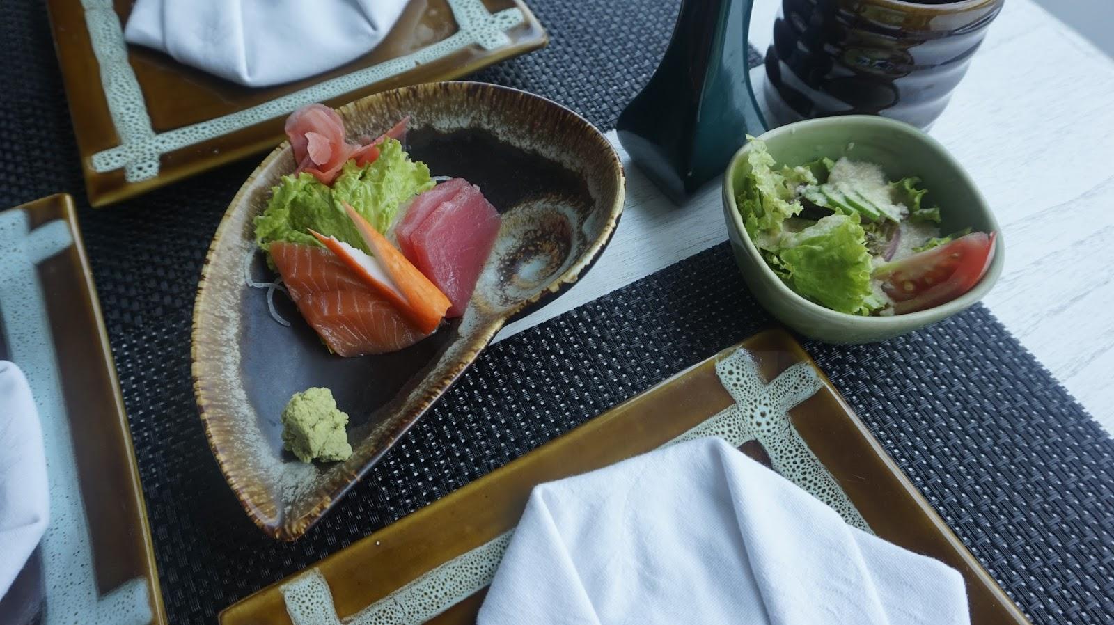 Astrid Amalia  Momiji Japanese Restaurant