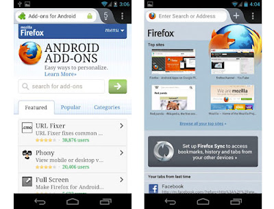 firefox browser android terbaik