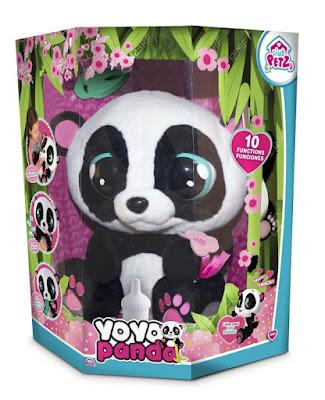 JUGUETES - CLUB PETZ Yoyo panda : Peluche Interactivo IMC Toys 2016 | A partir de 18 meses Comprar en Amazon España
