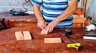 Pasar la silueta a la madera