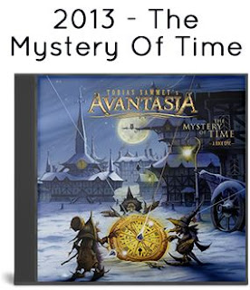 2013 - The Mystery Of Time - A Rock Epic -