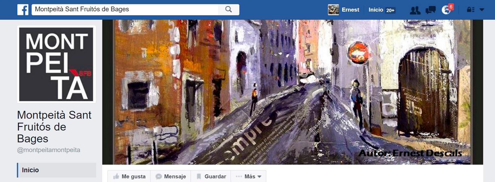 Ernest descals artista pintor noticias pintura concursos - Pintur sant fruitos ...