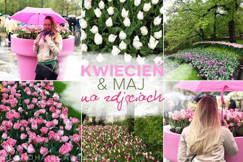 Kwiecień i maj 2018 na zdjęciach | Keukenkof & Amsterdam - czytaj dalej »