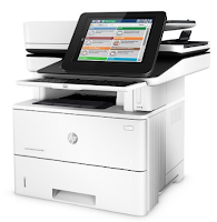HP LaserJet Enterprise Color MFP M577z Driver Download