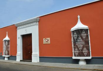 Casa Museo Haya de la Torre