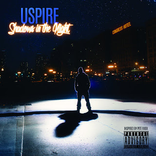 Uspire - Shadows In The Night (2016) - Album Download, Itunes Cover, Official Cover, Album CD Cover Art, Tracklist