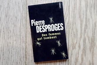Lundi Librairie : Des femmes qui tombent - Pierre Desproges
