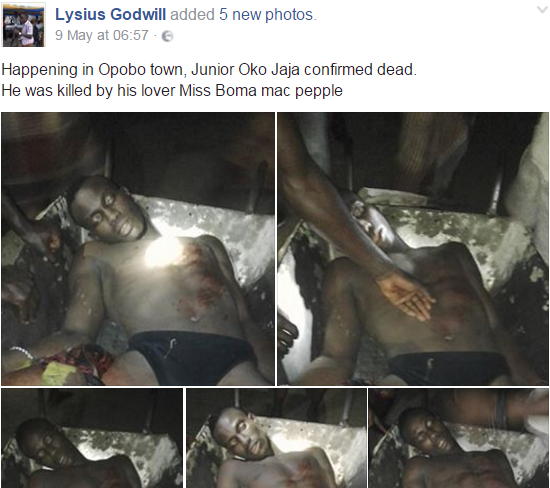 , Lady Allegedly Murders Ex-Boyfriend For Proposing To Her Friend (Graphics Photos), Latest Nigeria News, Daily Devotionals & Celebrity Gossips - Chidispalace