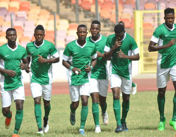 Image result for Nigeria to drop NPFL Players for Algeria's clash - Yusuf
