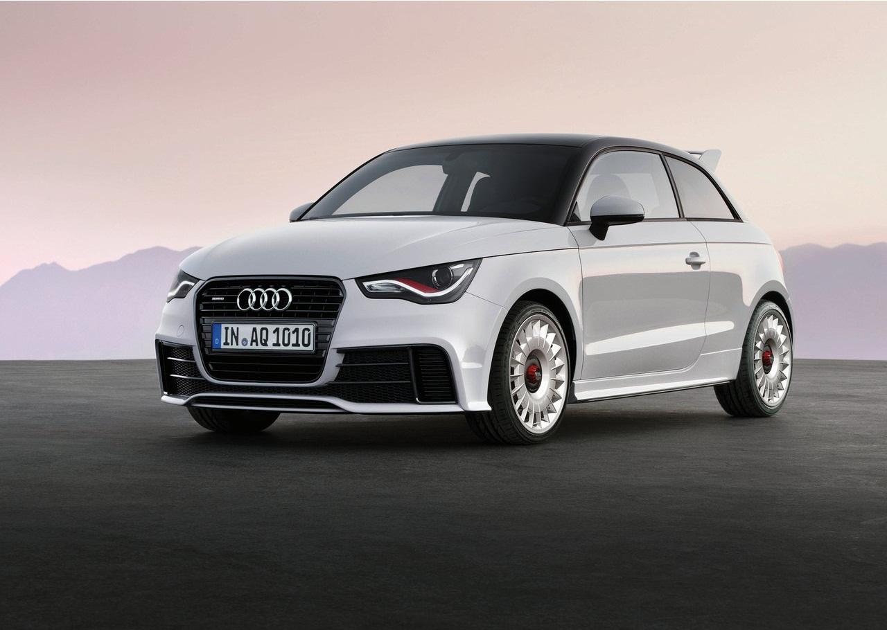 2013 Audi A1 quattro   Auto Cars Concept