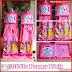 PSMT043A Mukena Anak Ponny Asli Pink Size L Seri