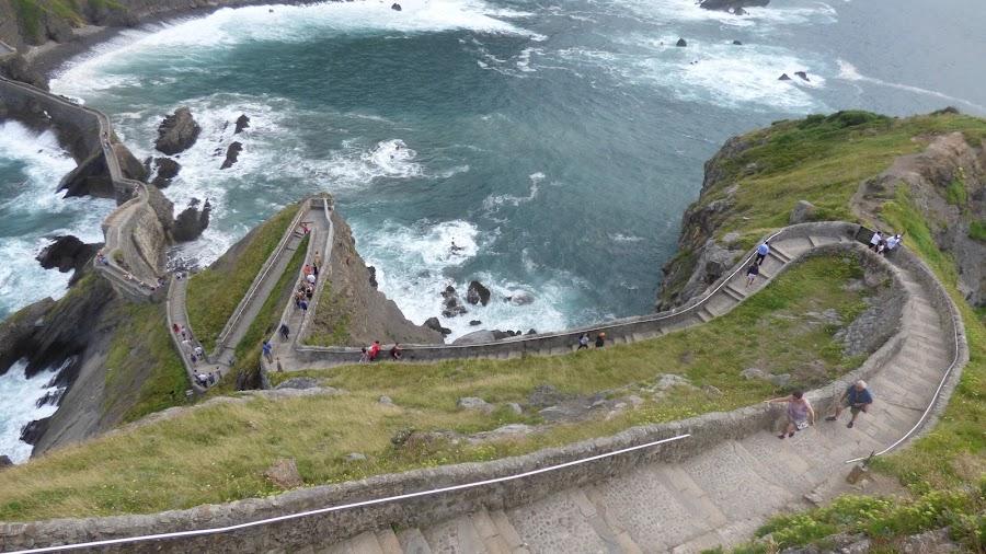 Escalinata de San Juan de Gaztelugatxe