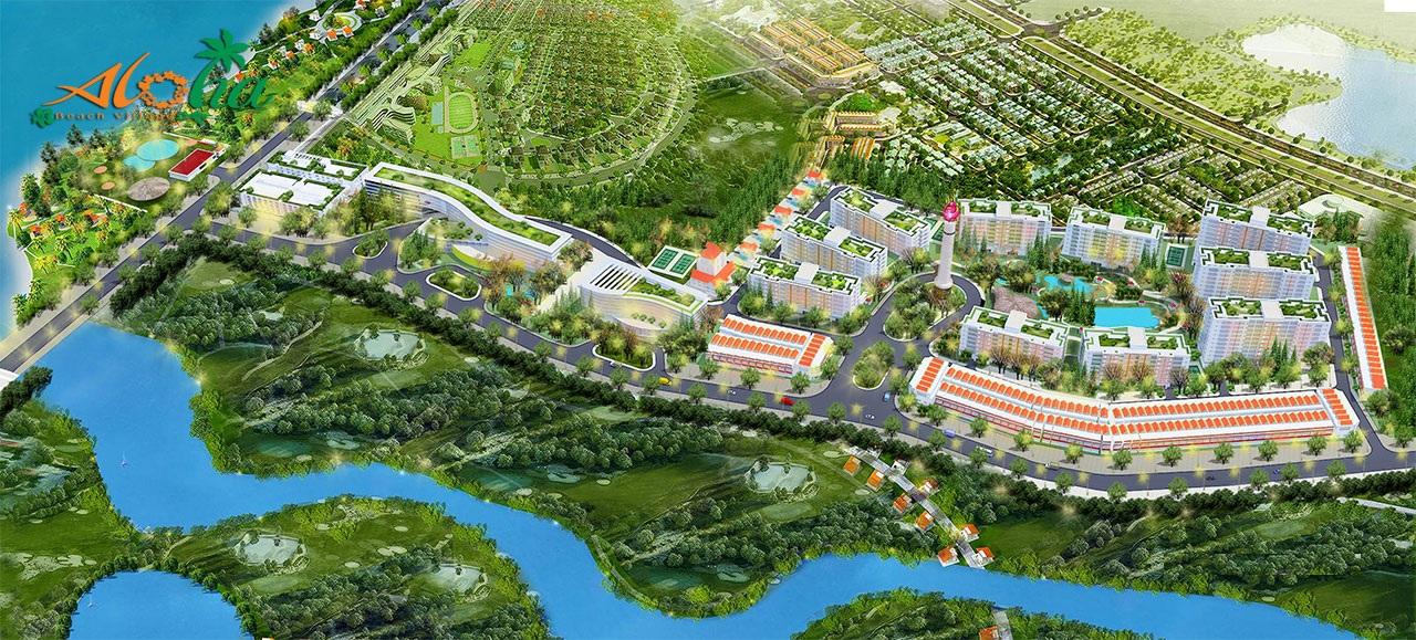 Tổng Quan Dự Án Aloha Beach Village & Condotel Phan Thiết