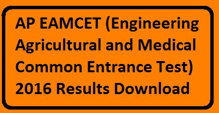 AP EAMCET 2016 Results, Rank Cards, Manabadi.com AP Eamcet Results 2016, Rank Card at apeamcet.org, Schools9.com 2016 Andhra Pradesh EAMCET 2016 Results, AP EAMCET 2016 Medical Results, AP EAMCET Results 2016, EAMCET-2016,AP EAMCET 2016 Results-Rank cards, APEAMCET Results 2016. /2016/05/ap-eamcet-results-2016.html