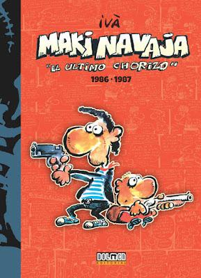 Makinavaja, el último chorizo 1986-1987 - Ivà (2015)