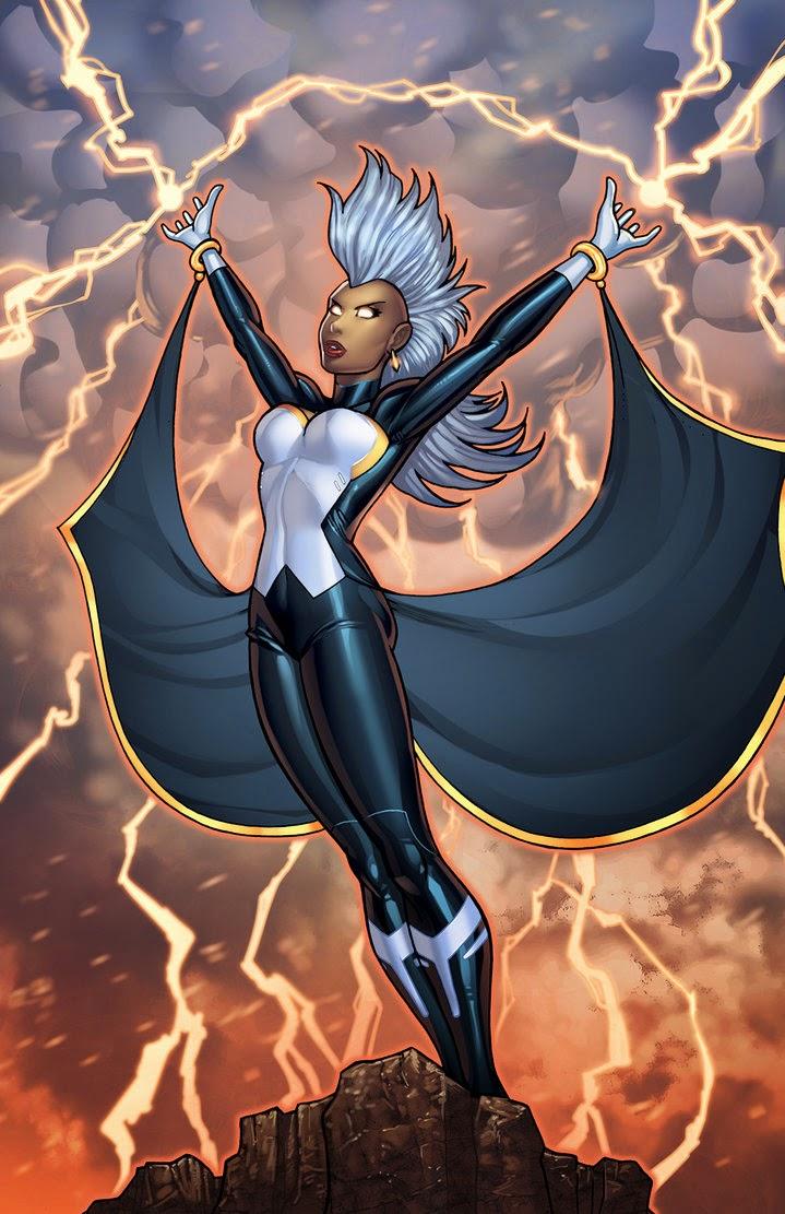 X Men Storm Art