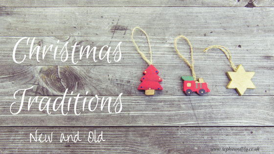 Christmas traditions new and old title image