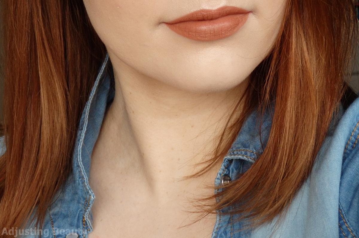 All Brown Matte Makeup - Adjusting Beauty-8619
