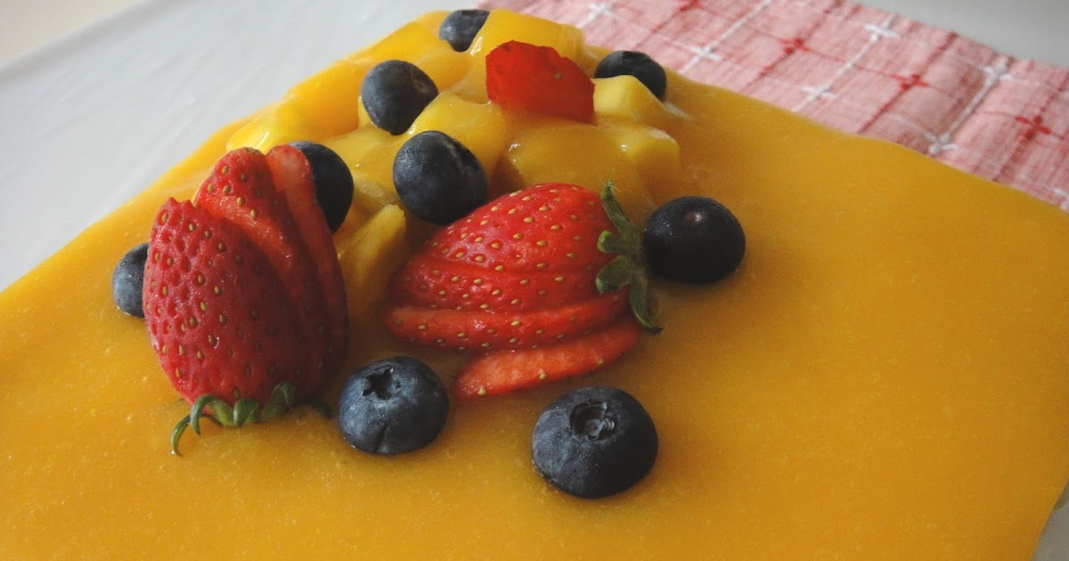 How To Cut Mango For Cake Decoration