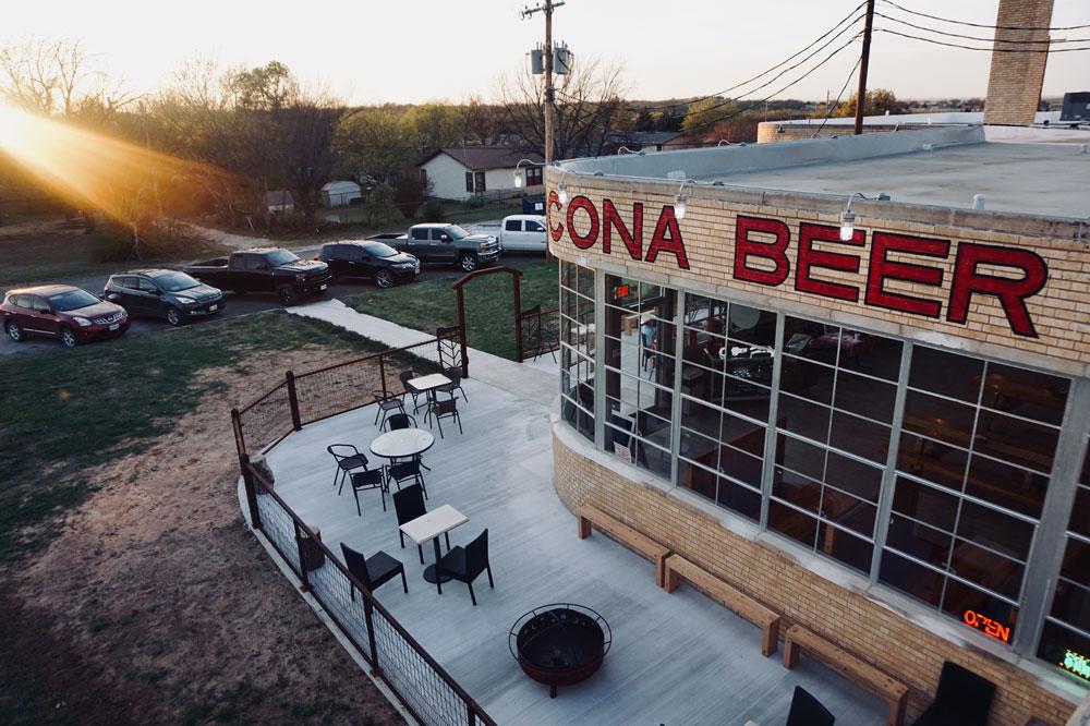 nocona beer & brewery