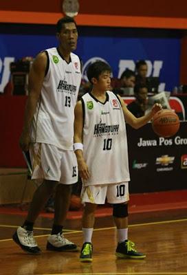 Basket sebagai Olahraga Peninggi Badan yang Cepat