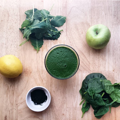 Power Green Smoothie Recipe | rub - a remarkably unexceptional blog