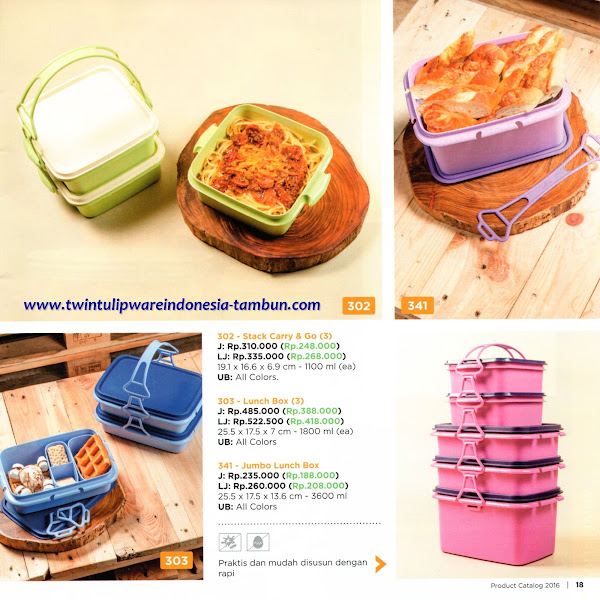 Stack Carry Go, Jumbo Lunch Box