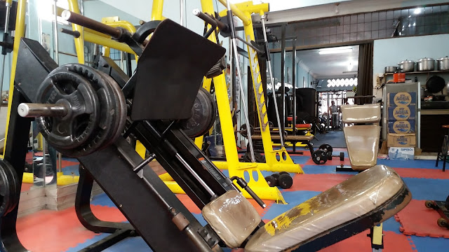 Leg Press Agi Gym Tempat Fitness dan Gym Di Kota Medan