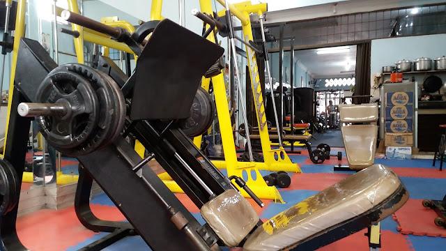 Leg Press Agi Gym Tempat Fitness dan Gym Di Kota Medan