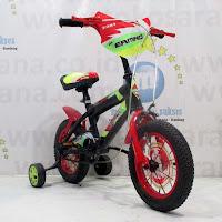 Sepeda Anak Erminio 2301 New BMX 12 Inci