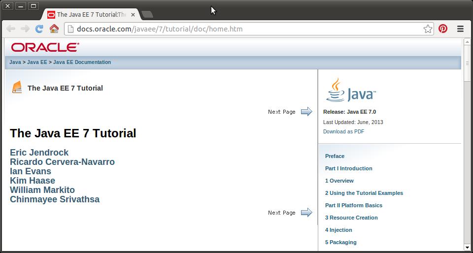 Java-Buddy: New Java EE 7 Tutorial available
