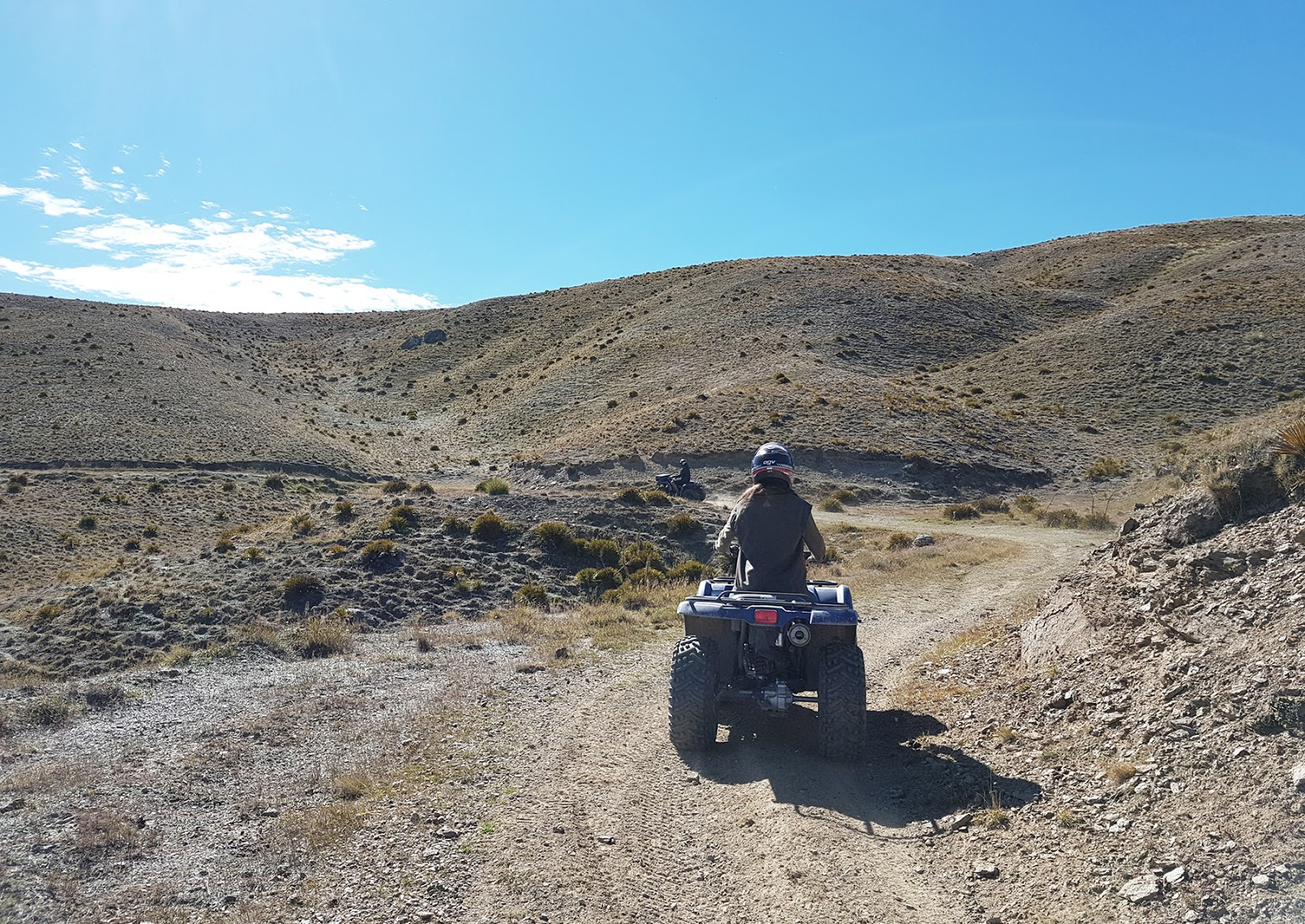 Euriental | luxury travel & style | Cardrona quad bikes, New Zealand