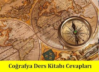 11. Sınıf Coğrafya Dikey Yayınları Ders Kitabı Cevapları