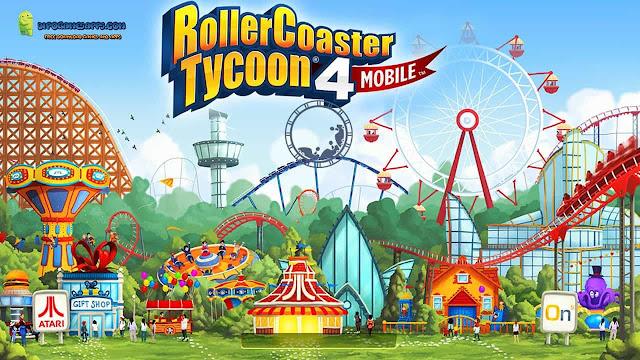 Free Download Rollercoaster Tycoon Apk Terbaru 2018