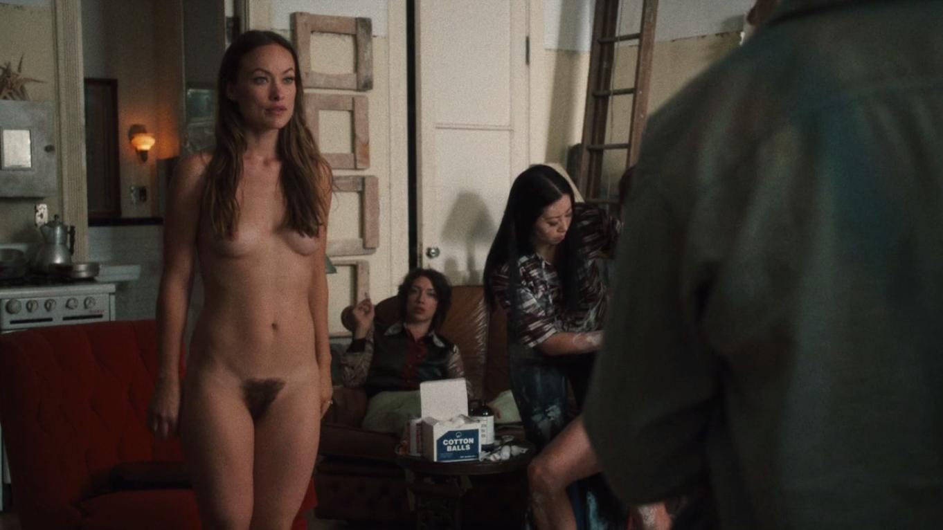 El Desnudo Integral De Olivia Wilde En La Serie 'Vinyl' [VÍDEO] Foto 1