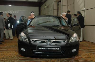 Honda Accord Variants