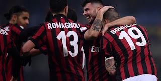مشاهدة مباراة ميلان ولاتسيو Milan vs Lazio بث مباشر اليوم 28-1-2018 بطولة الكالتشيو الدوري الإيطالي