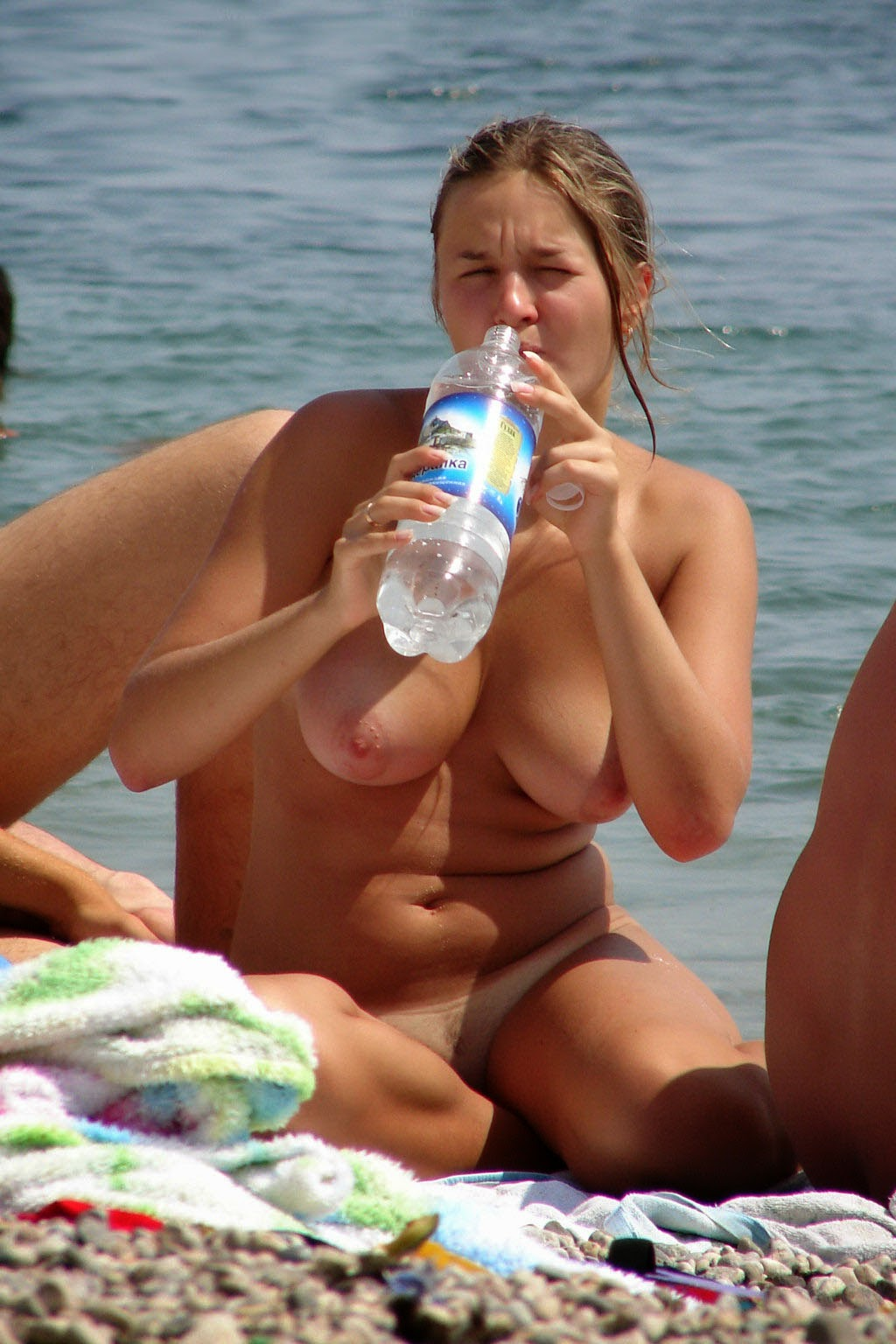 Mature Women Nude At The Beach