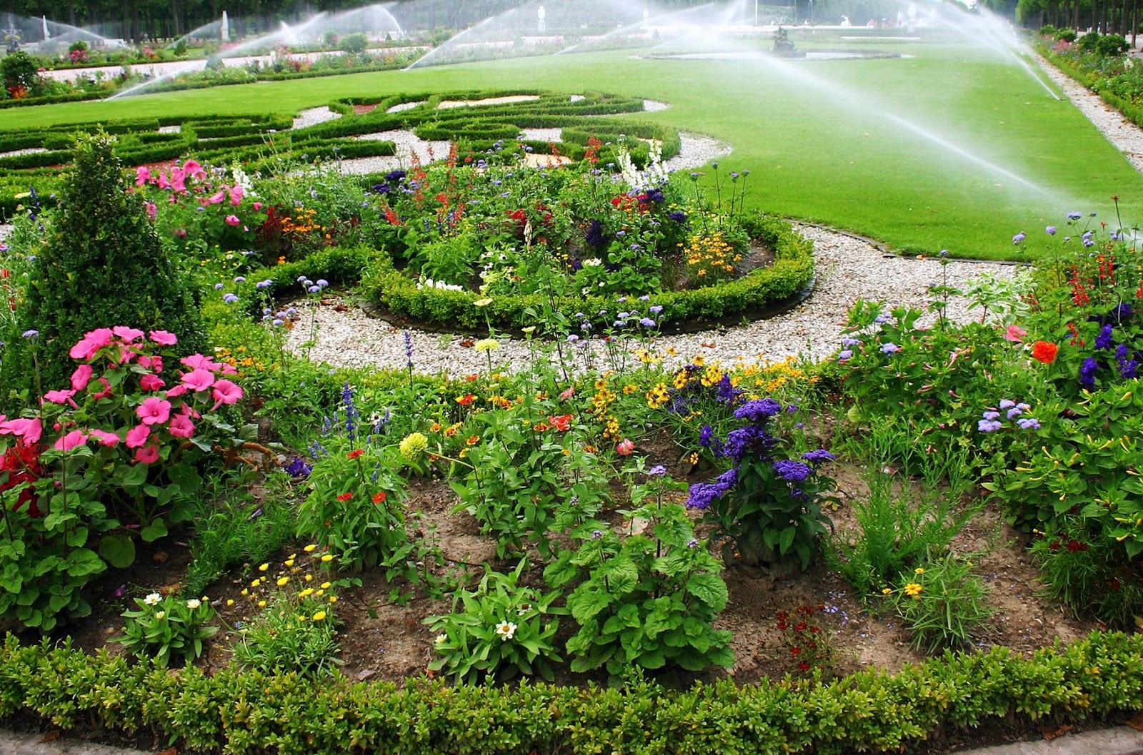 Banco de im genes gratis 8 fotos de jardines plantas y - Fotos de jardines ...