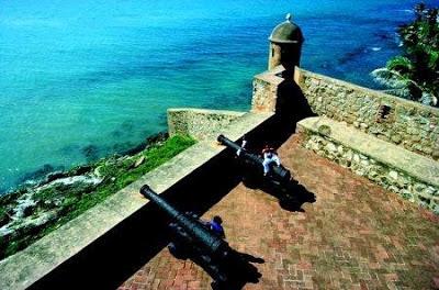 Fuerte de San Felipe en Puerto Plata - República Dominicana