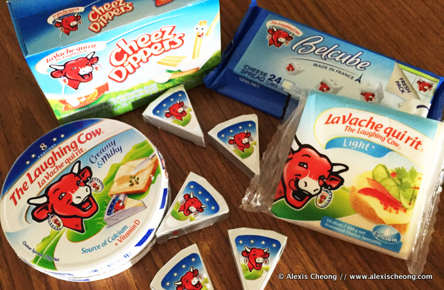 The Laughing Cow Singapore lucky draw