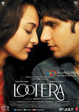 Lootera 2013 Full Hindi Movie Download 720p DVDRip