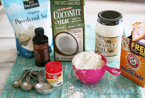 vegan sugar cookie recipe