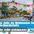 São João de Queimadas terá seis dias de festa