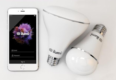 Ilumi smart bulbs