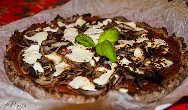 Пица-с-тесто-от-карфиол-Pizza-dough-cauliflower
