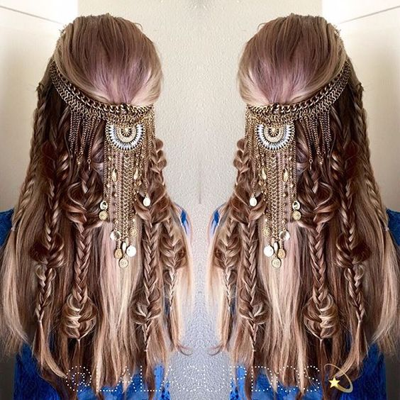 fantastic tribal hairstyles