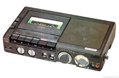 Grabadora SONY TCM- 5000