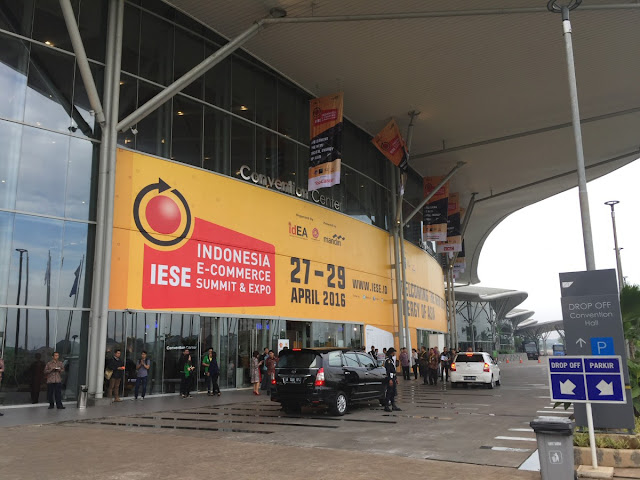 IESE at Indonesia Convention Exhibition